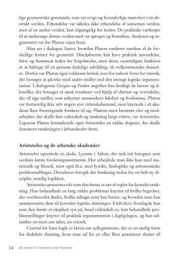 aristoteles og de athenske akademier - robinengelhardt.info