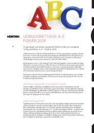 Se programmet og flere praktiske oplysninger i invitationen - Horten