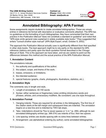 help making an annotated bibliography Writing an annotated bibliography  the task of compiling an annotated bibliography will help the researcher think about the relevance and quality of th e material on a topic does the information meet the requirements of  an annotated bibliography is a.