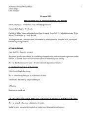 Referat fra beboermøde (gl.afd. 36) d. 11. marts 2010 - Aabenraa ...