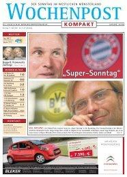 """Super-Sonntag"""