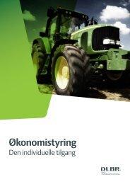 Produktkatalog Økonomistyring for Landbrug - Ø90