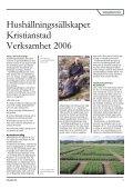 Verksamhet 2006 - Hushållningssällskapet i Kristianstad - Page 3