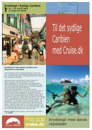 Krydstogt i Sydlige Caribien - Rejs.dk