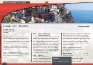 Cinque Terre - Portofino
