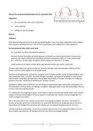 1 Referat fra repræsentantskabsmøde den 19. november 2012 ...