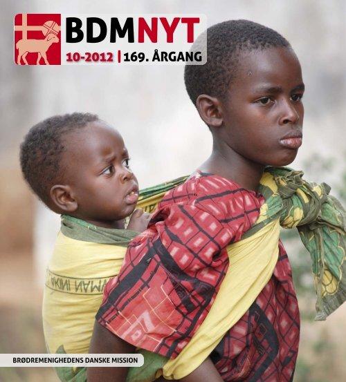 nr. 10/2012 - Brødremenighedens Danske Mission