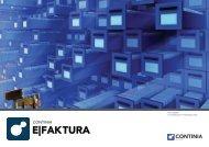 E|FAKTURA - Continia