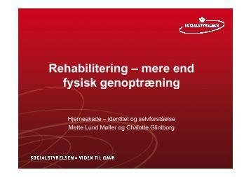 Mette Lund Møller og Chalotte Glintborg - Servicestyrelsen