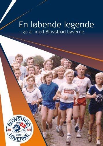 En løbende legende - Blovstrød Løverne