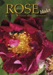 bladet - Norsk Roseforening