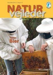 Bier - Naturvejlederforeningen i Danmark