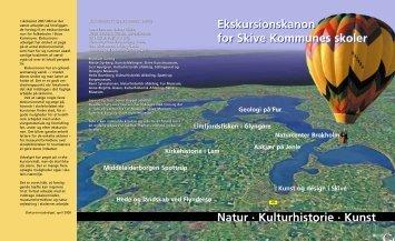 Kunst Ekskursionskanon for Skive Kommunes skoler
