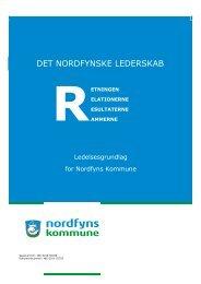 DET NORDFYNSKE LEDERSKAB - Nordfyns Kommune