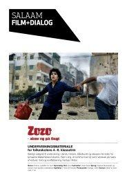 Download undervisningsmaterialet til 'Zozo' i pdf - Salaam DK