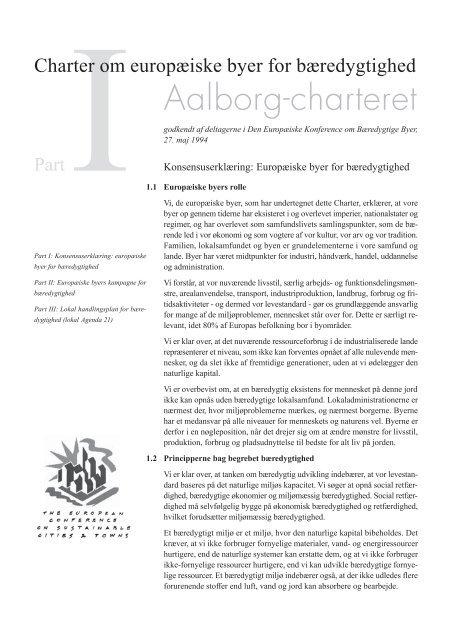 Aalborg-charteret - Jens Hvass