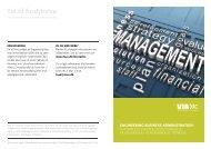 Engineering Business Administration - VIA University College