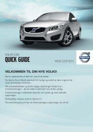 QUICK GUIDE - ESD - Volvo