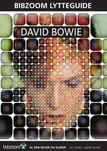 David Bowie lytteguide.pdf - Statsbiblioteket