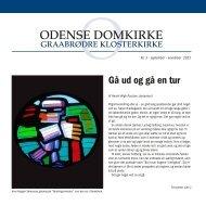 Kirkebladet september - november 2012 - Odense Domkirke