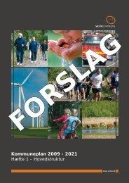 Kommuneplan 2009 - 2021 Hæfte 1 - Hovedstruktur - Skive.dk