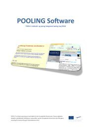 POOLING Software