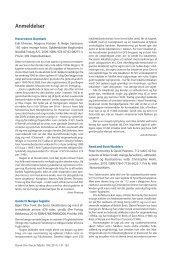 Anmeldelser Side 151-152 - Dansk Ornitologisk Forening