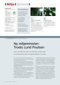MiljøDanmark nr. 6 2007 - Miljøministeriet - Page 2