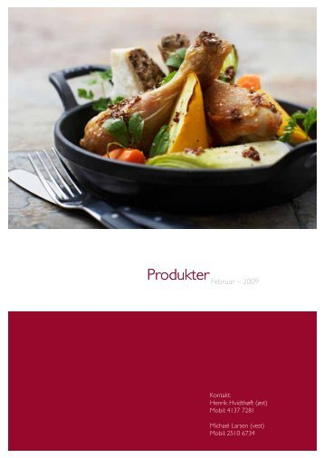 Produkter - Rose Poultry A/S