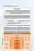 Lurer du på hvordan man setter opp et testament? - Hlf - Page 6