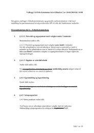 Vedlegg 1 til Oslo kommunes krav/tilbud nr 2 av 26 - Norsk Lektorlag