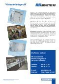 klimacentraler ventilatorer filteranlæg - Klimacentraler og ventilation - Page 2