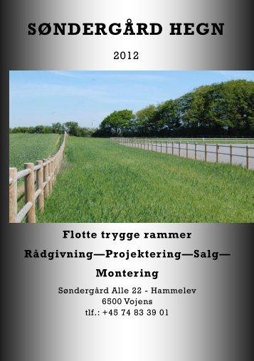 Søndergård Hegn Ridebane