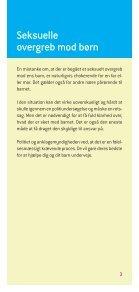 OG VEJLEDNING - Politi - Page 3