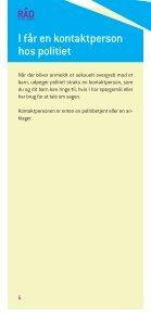 OG VEJLEDNING - Politi - Page 6