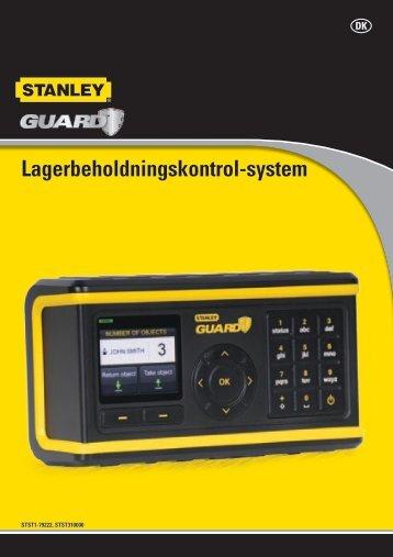 Lagerbeholdningskontrol-system - Service