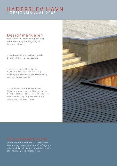 Designmanual - Haderslev Kommune