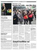 Kun sammen kan vi stoppe regeringens angreb - Internationale ... - Page 2