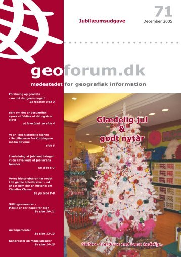 geoforum.dk • 71 - Geoforum Danmark