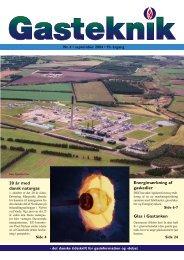 Gasteknik nr. 4, september 2004 [PDF] - Dansk Gas Forening