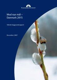 Mod nye mål – Danmark 2015 - Finansministeriet