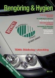 Läs Rengöring & Hygien #4-11 - SRTF