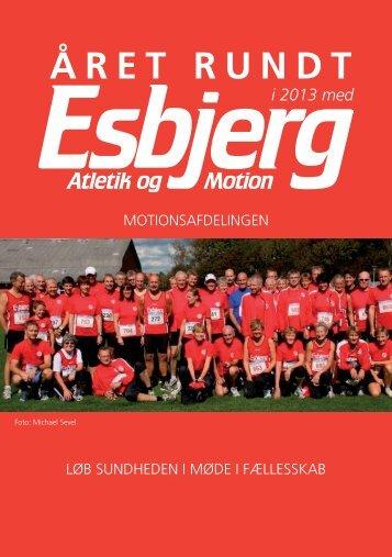 Se folderen her - Esbjerg Atletik og Motion