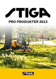 Download i pdf - Stiga