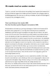 Læs hele Lasses artikel - Marselisborg Gymnasium
