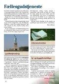 2010 Kirkeblad nr. 4 Oktober - Novembe - Gudme-Brudager kirker - Page 6