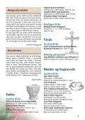 2010 Kirkeblad nr. 4 Oktober - Novembe - Gudme-Brudager kirker - Page 7