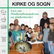 Kirke & Sogn nr. 4 2012-13 - Lyngå