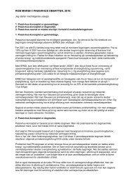 Rob Marsh i Passivhus debatten 2010 - GAIA agenda