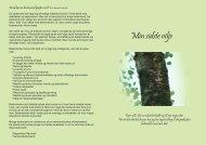 Download Min sidste vilje som pdf-fil - Nordisk Tingsfællig